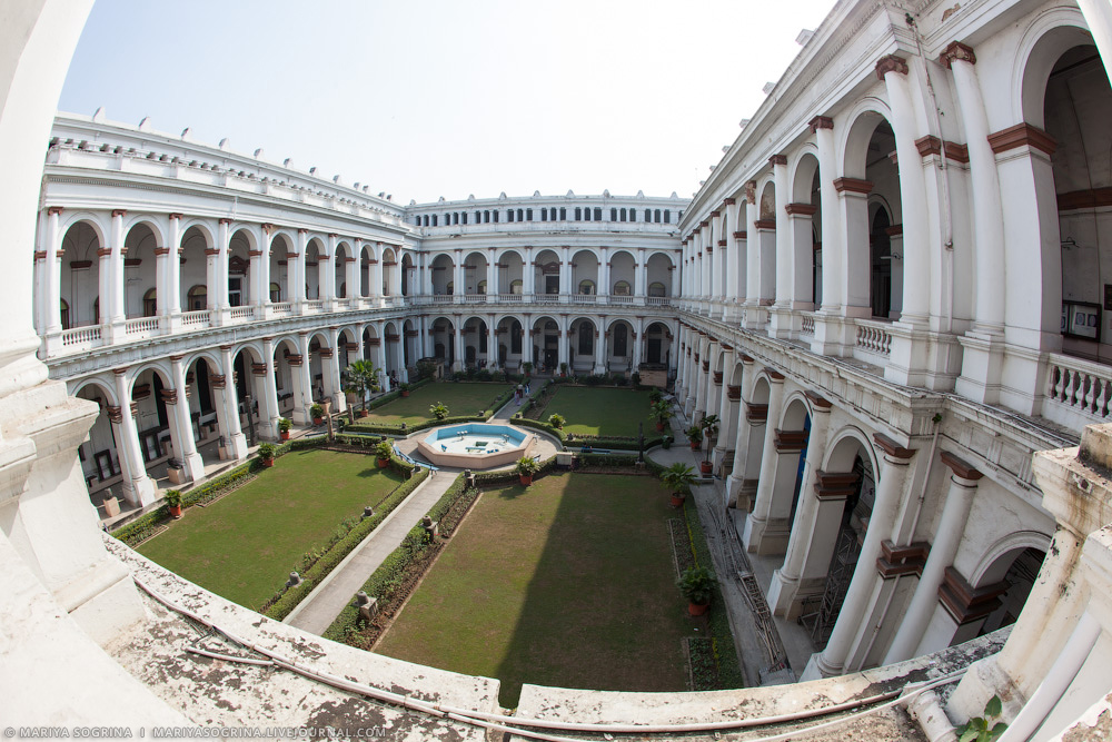 Mariya Sogrina Kolkata Museum-4