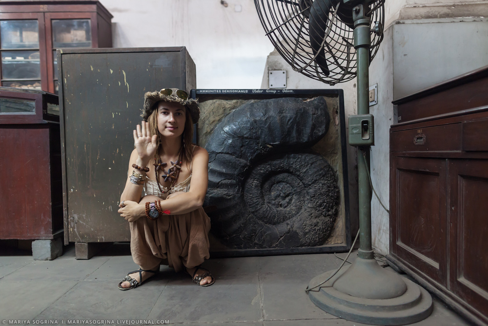 Mariya Sogrina Kolkata Museum-9