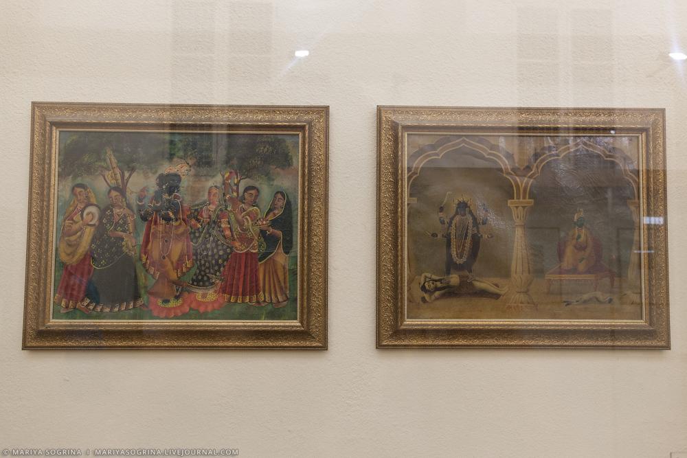 Mariya Sogrina Kolkata Museum-16