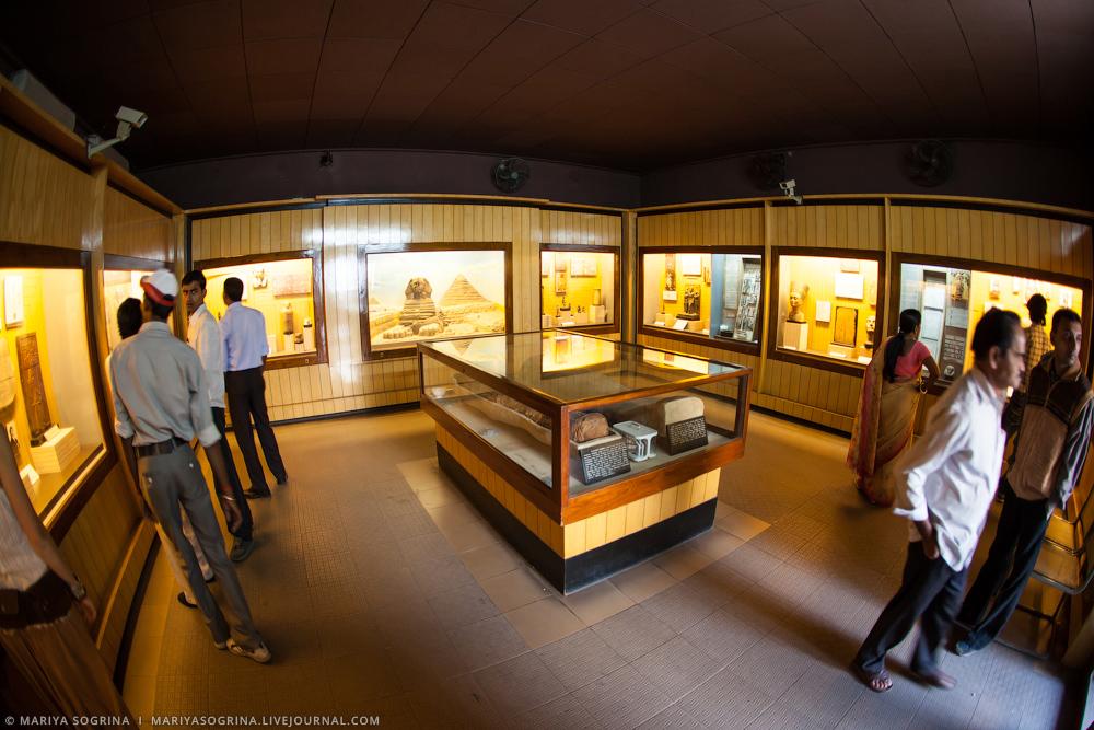 Mariya Sogrina Kolkata Museum-29