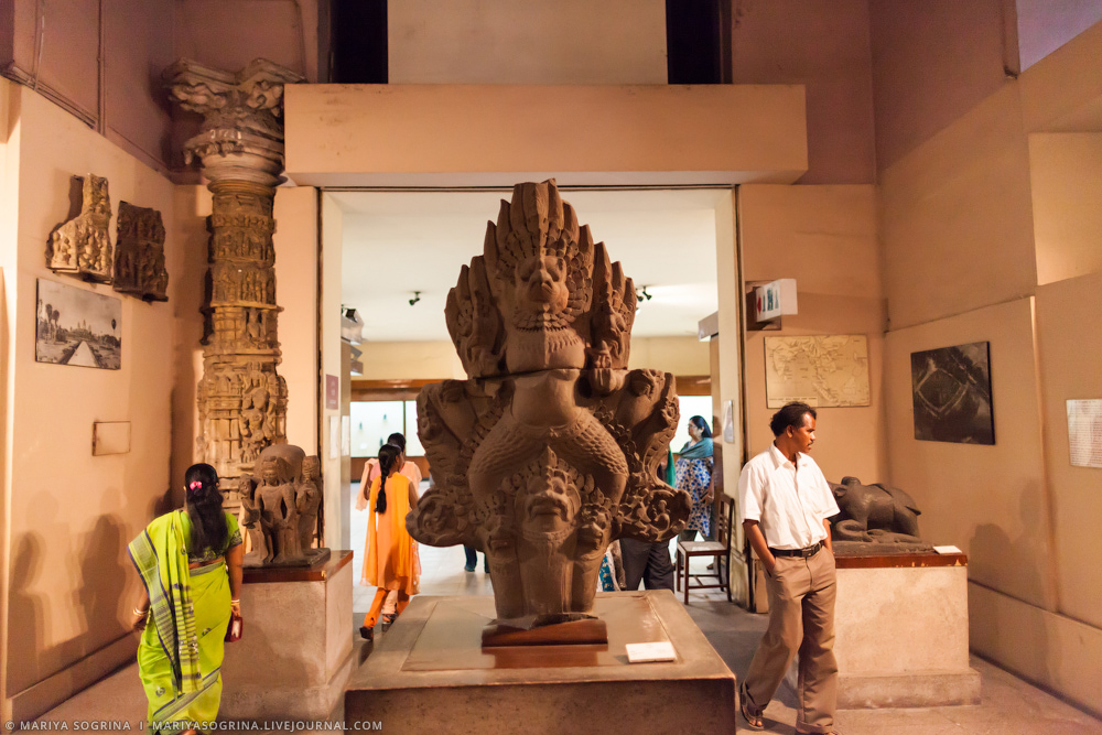 Mariya Sogrina Kolkata Museum-34
