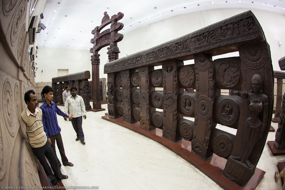 Mariya Sogrina Kolkata Museum-35