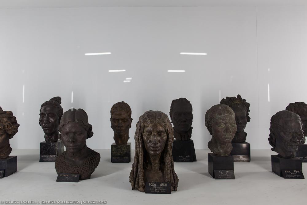 Mariya Sogrina Kolkata Museum-37