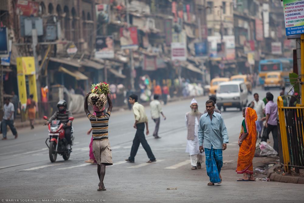 Mariya Sogrina Calcutta Flower Market-3