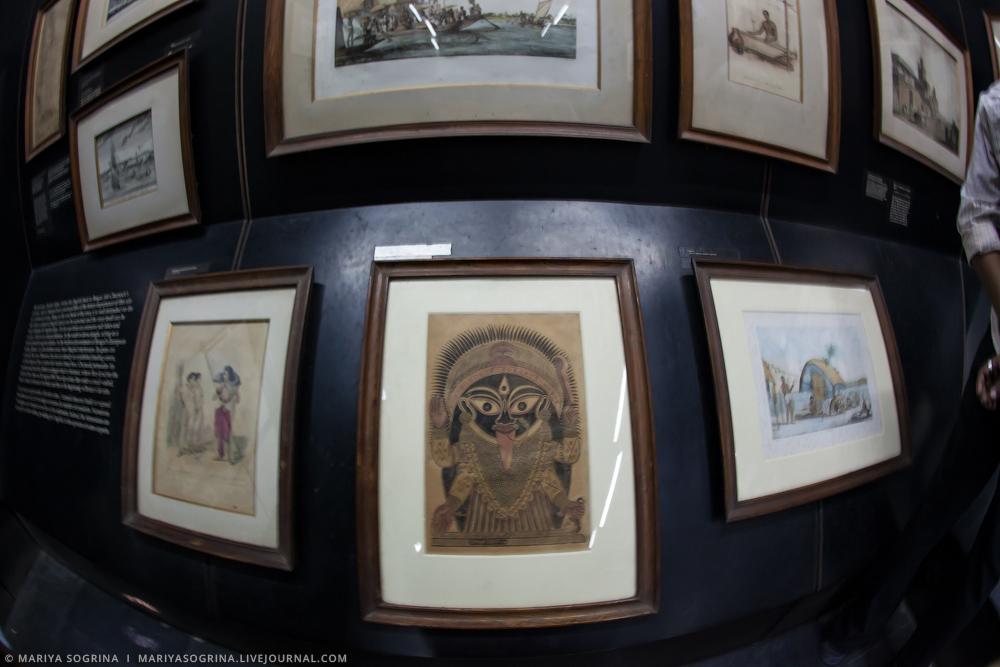 Mariya Sogrina Calcutta Victoria Memorial-13