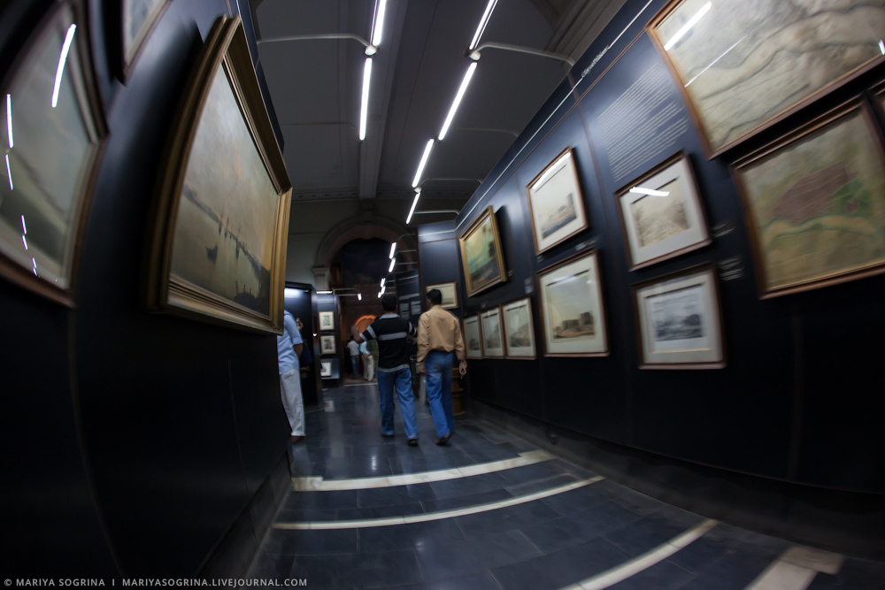 Mariya Sogrina Calcutta Victoria Memorial-14
