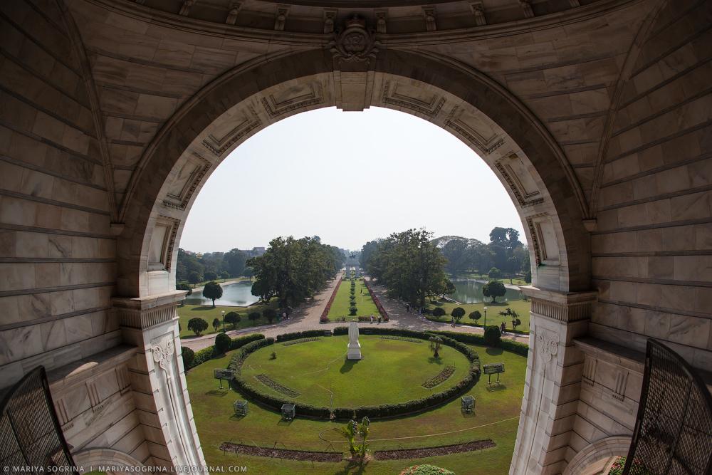 Mariya Sogrina Calcutta Victoria Memorial-15