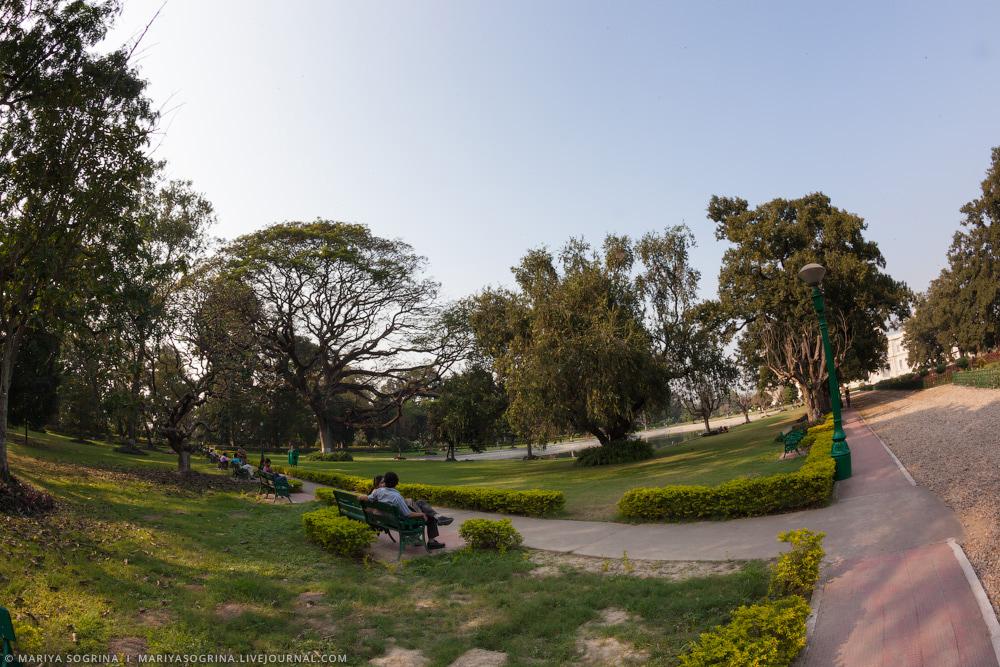 Mariya Sogrina Calcutta Victoria Memorial-22