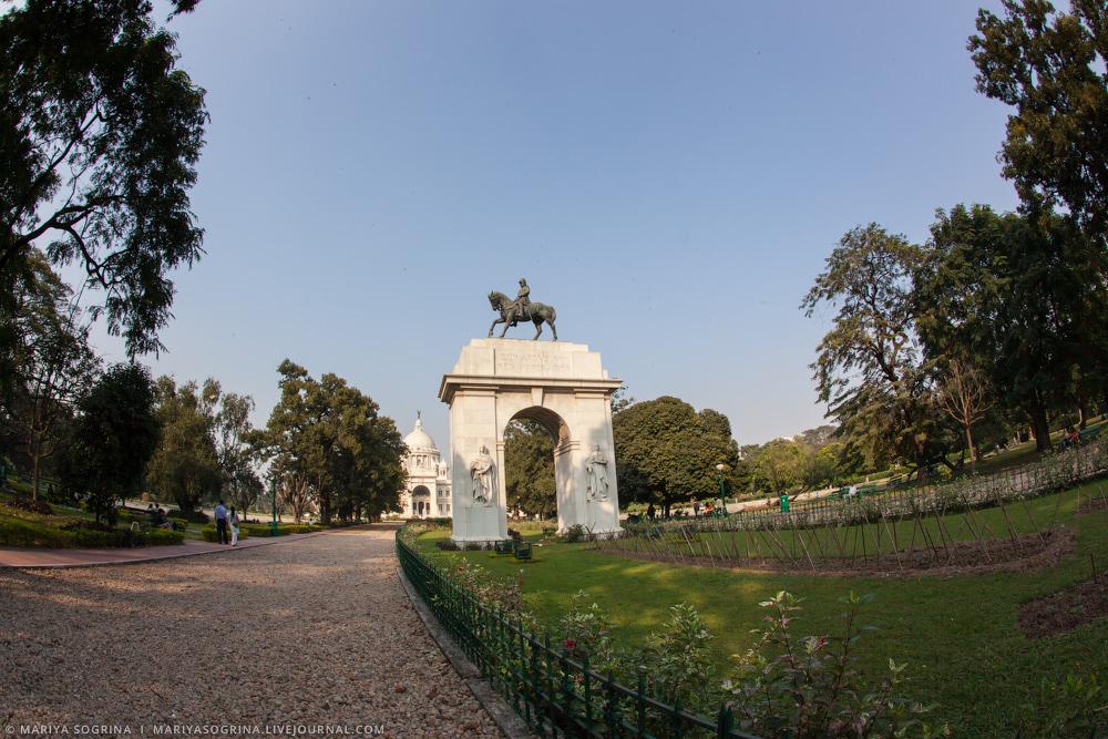 Mariya Sogrina Calcutta Victoria Memorial-23
