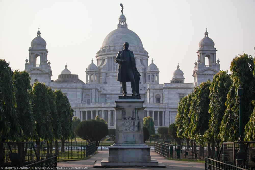 Mariya Sogrina Calcutta Victoria Memorial-30