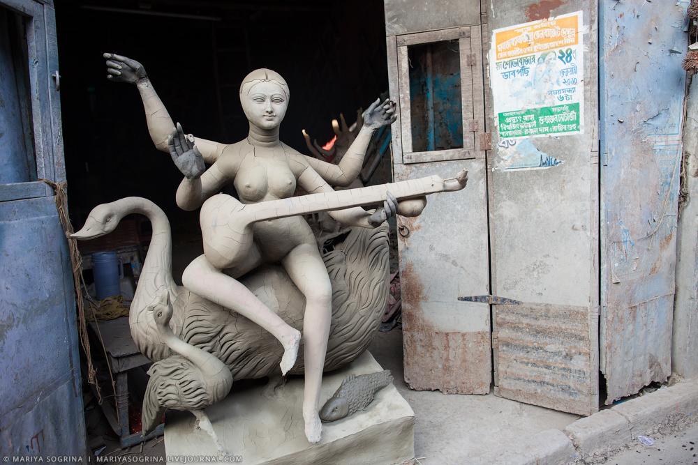 Kumartuli Kolkata by Mariya Sogrina-12