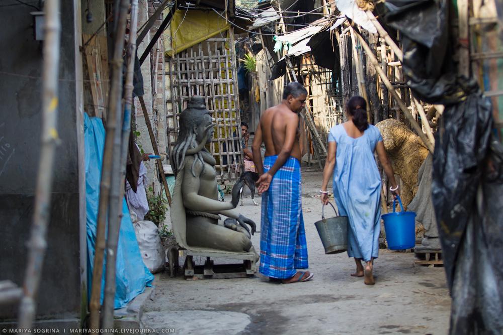 Kumartuli Kolkata by Mariya Sogrina-14