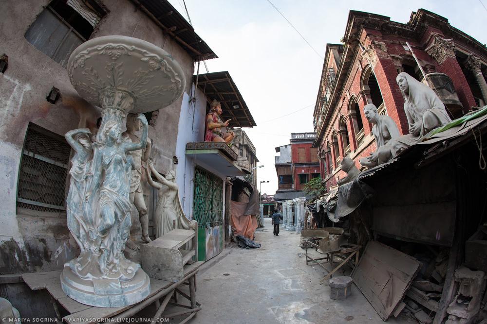 Kumartuli Kolkata by Mariya Sogrina-17