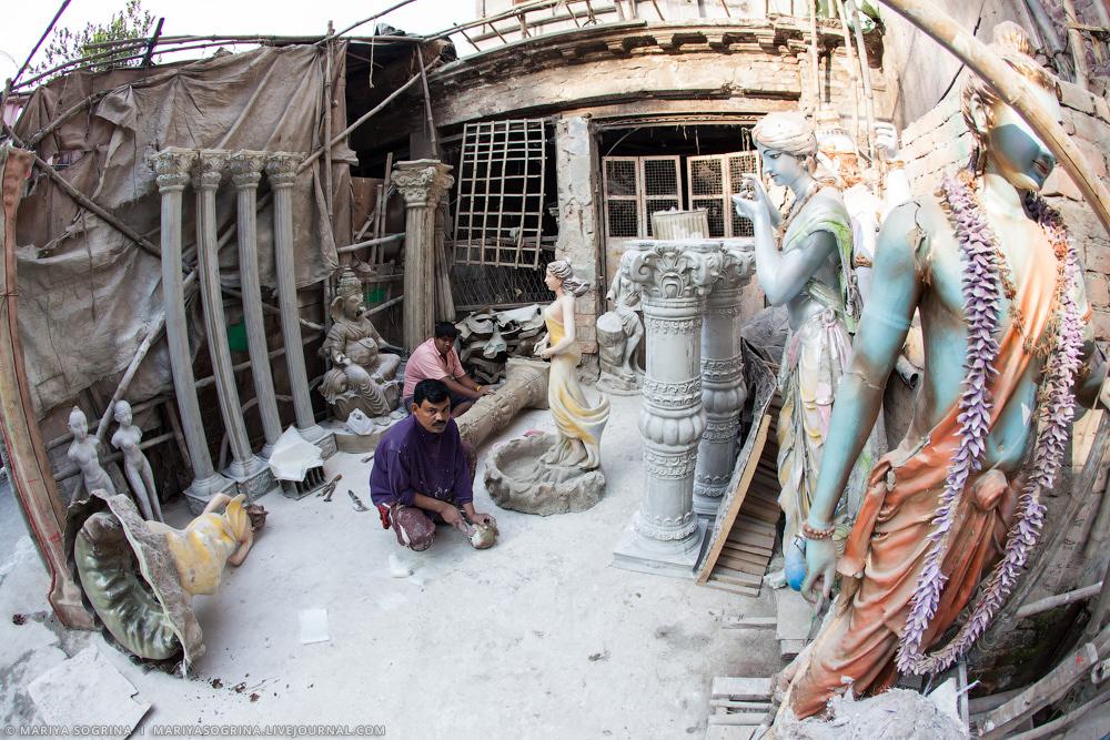 Kumartuli Kolkata by Mariya Sogrina-18