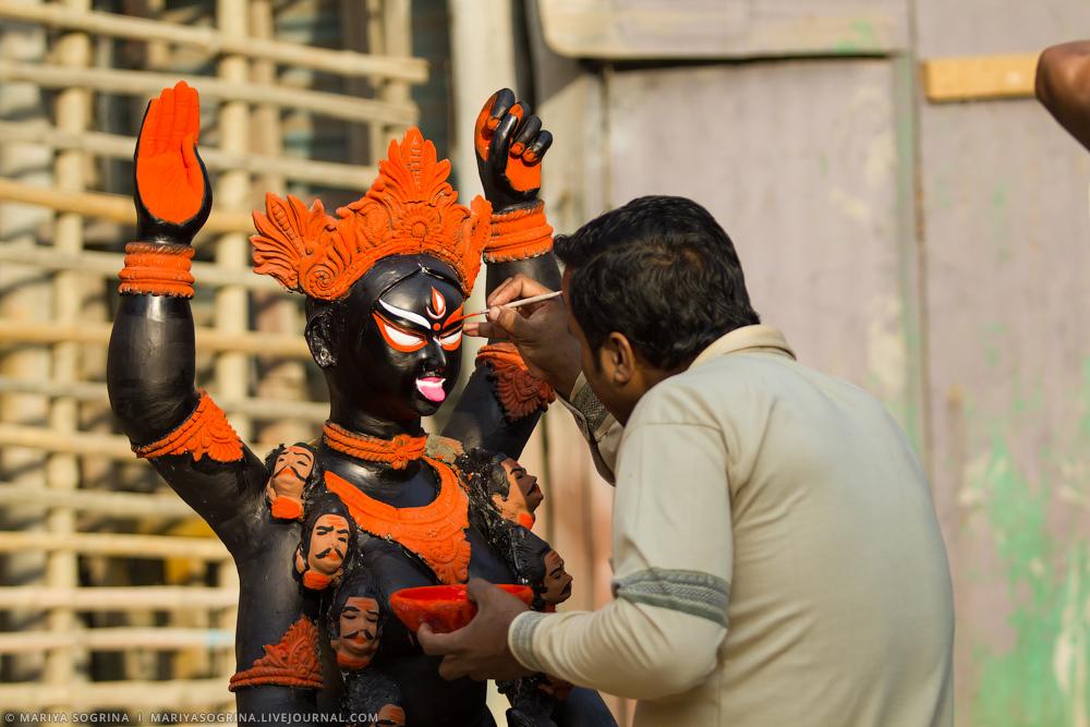 Kumartuli Kolkata by Mariya Sogrina-23