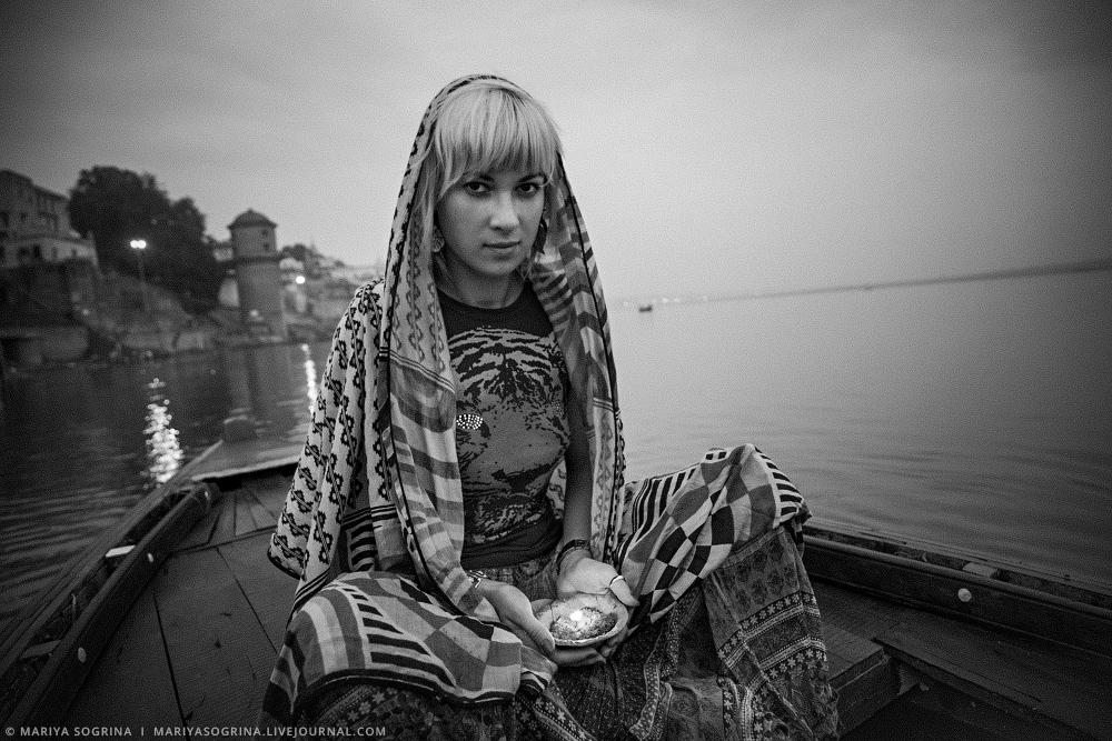 Varanasi by Mariya Sogrina-1