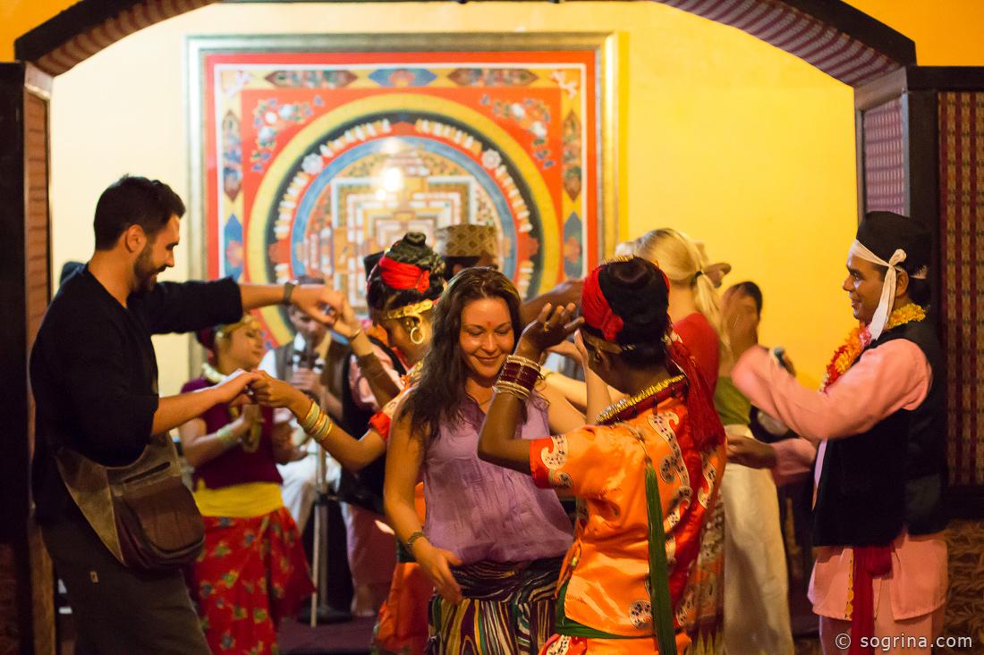 2 Nepalo folk dance by Sogrina