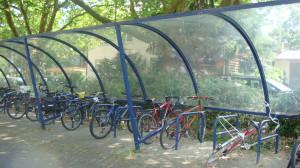 covered bikes