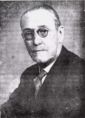 Майкл Уэст 1888 - 1973