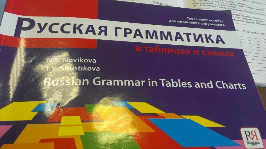 Русская грамматика в таблицах и схемах фото 986