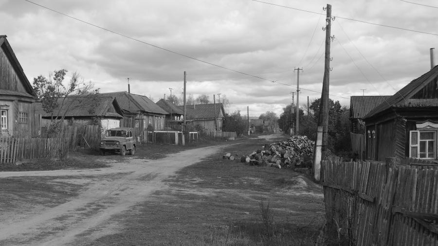 улица села Верхняя Терешка