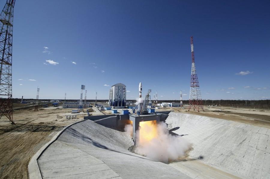 28.04.2016 — старт ракеты-носителя «Союз-2».jpg
