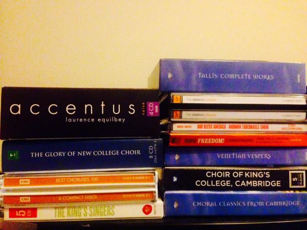 Choir CDs