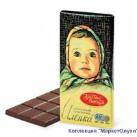 Unknown маркетолухи шоколад Аленка