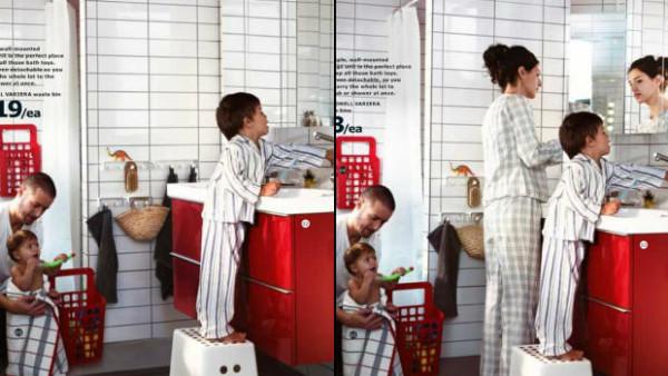 9 самых громких рекламных ошибок 2012 года, адская подборочка Ikea