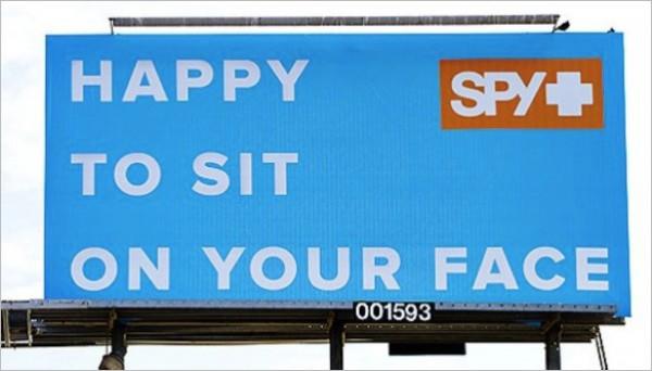 9 самых громких рекламных ошибок 2012 года, адская подборочка Spy
