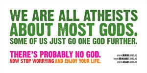 атеисты религия лондон великобритания 3