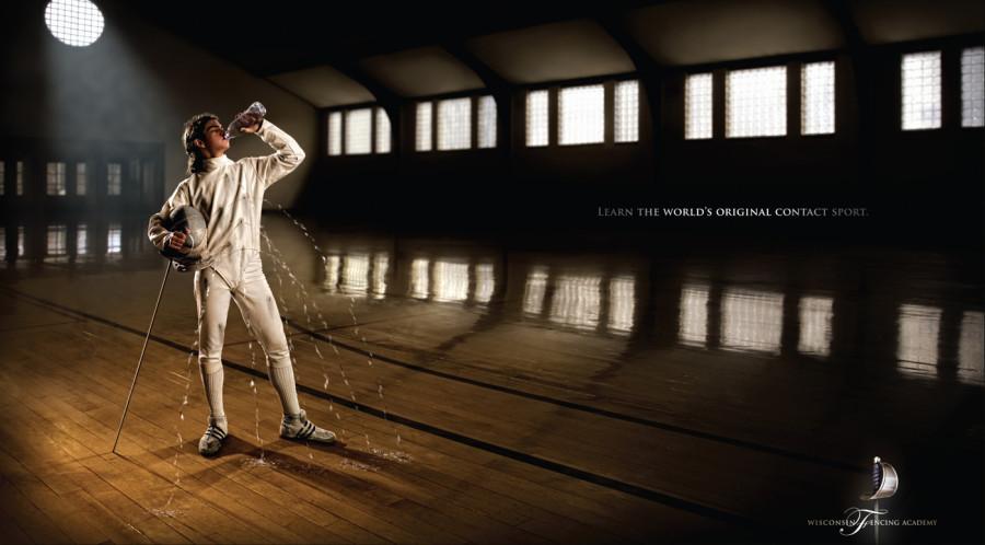 школа фехтования спорт креатив ржака