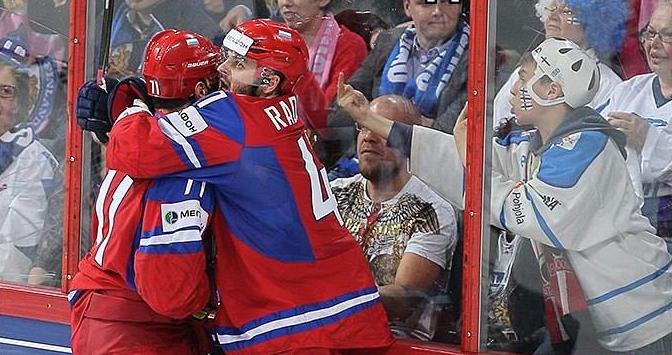 россия финляндия хоккей фанаты хамы 2