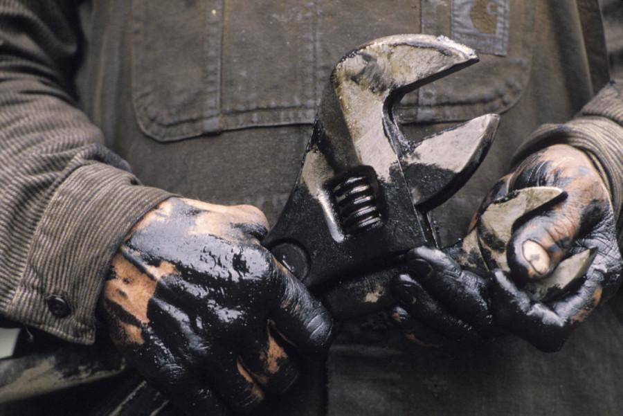 dirty-work тяжелая грязная работа