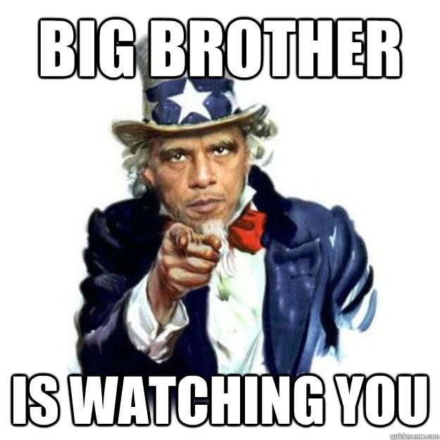 Большой брат следит за тобой: marketoluhi — LiveJournal