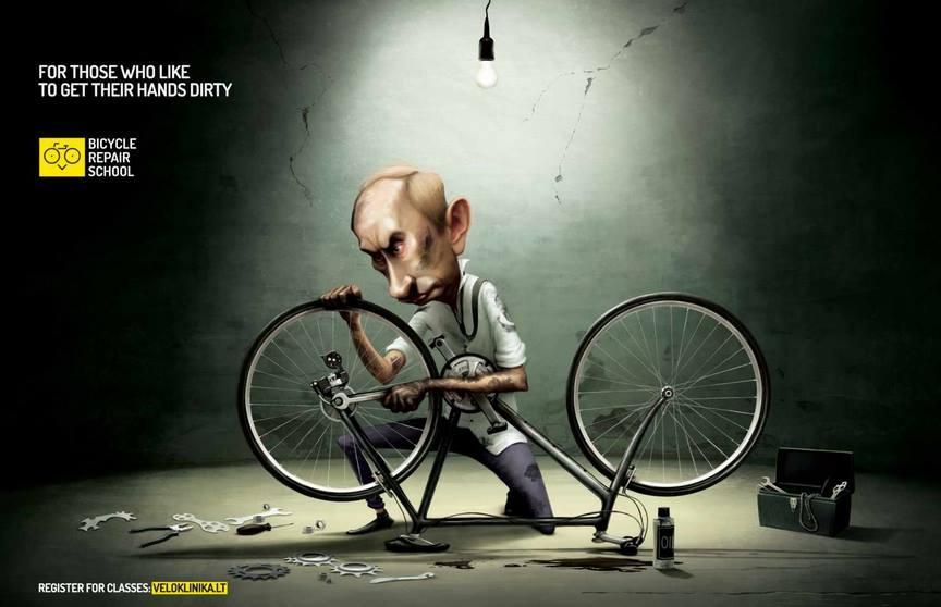 путин литва велосипеды полиитка