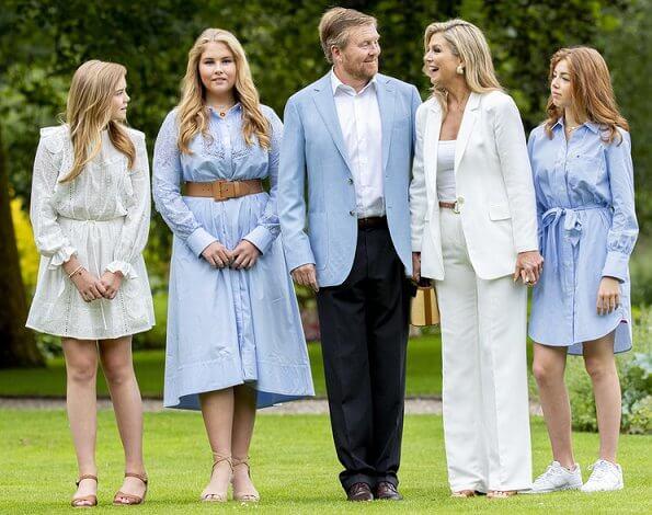 Летняя фотосессия королевской семьи Нидерландов 2020 года: ru_royalty — LiveJournal