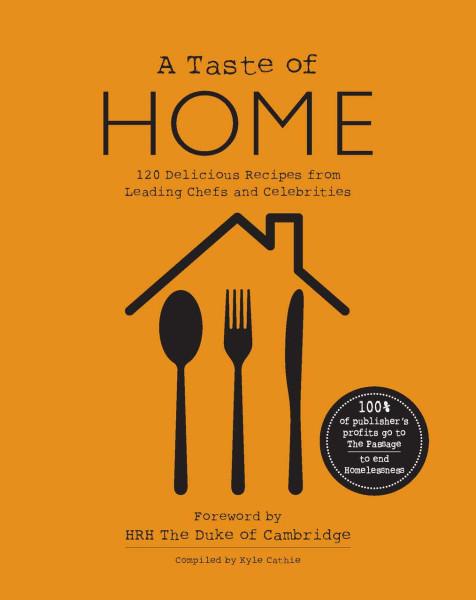 Герцог Кембриджский написал предисловие к новой книге рецептов A Taste Of Home: ru_royalty — LiveJournal