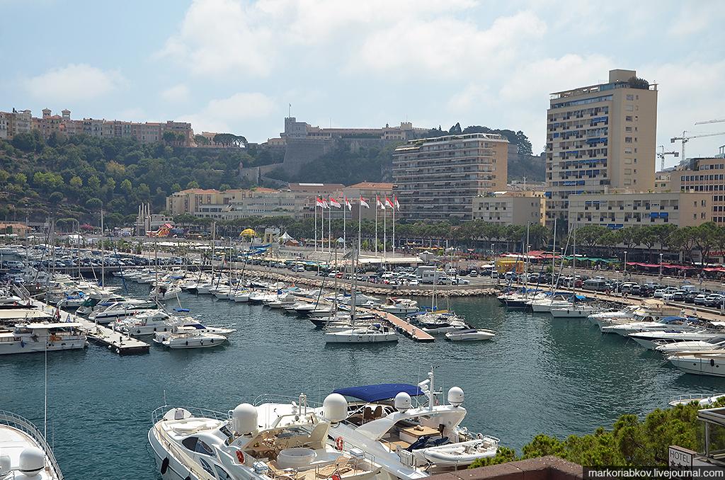 монако 12