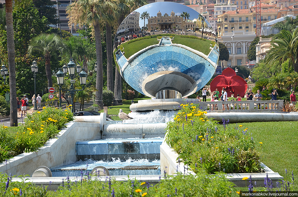 монако 14
