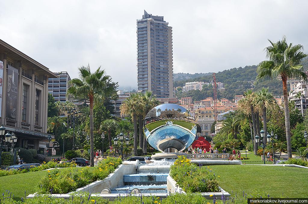 монако 15