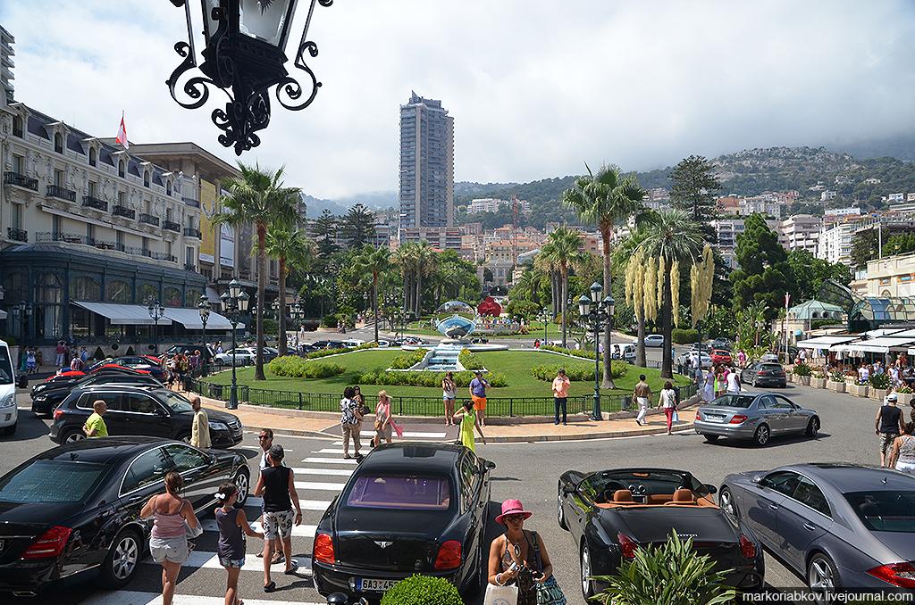 монако 16