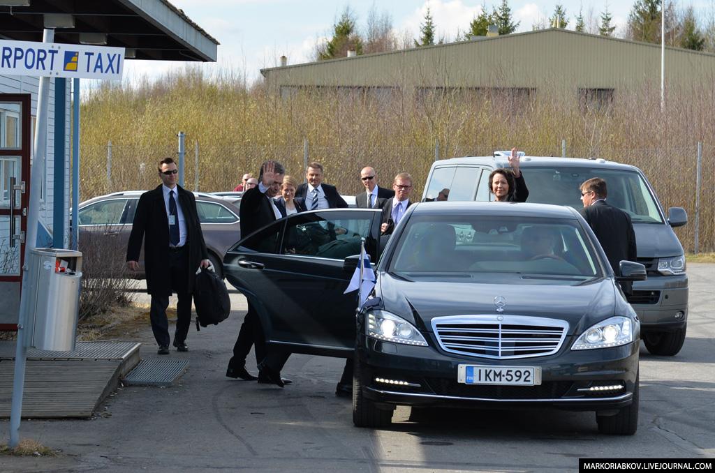 Президент Финляндии 3