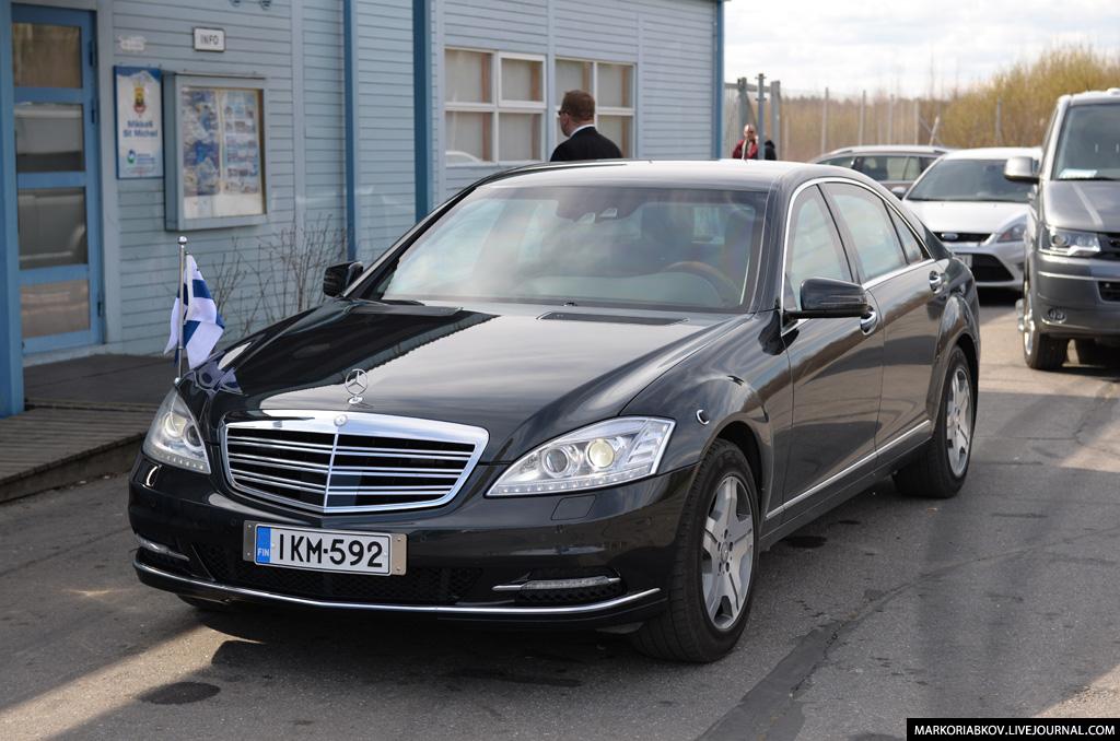 Президент Финляндии 9