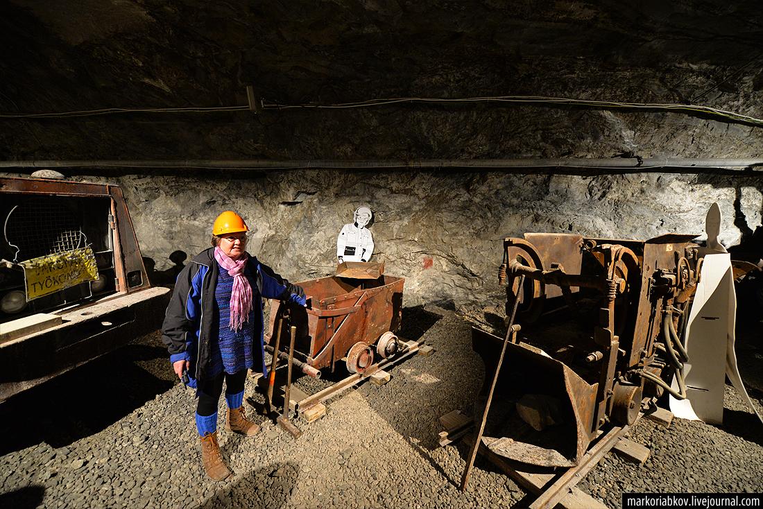 Lohja Finland Minemuseum 25