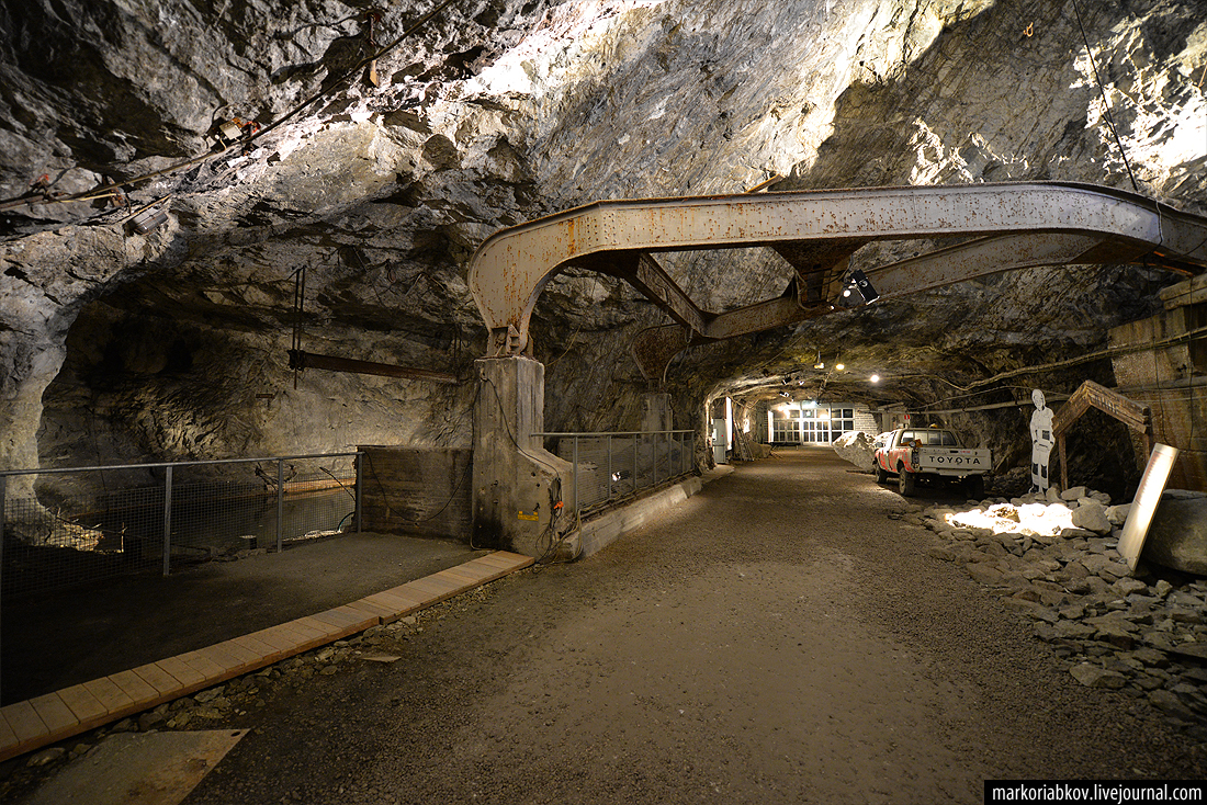 Lohja Finland Minemuseum 28