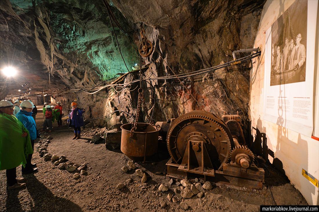 Lohja Finland Minemuseum 34