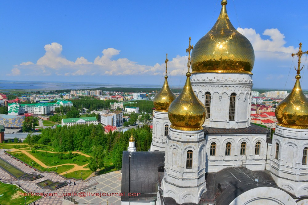 ХМ с колокольня  храма Воскресения Христова. Маркосян Усик_2910x1942