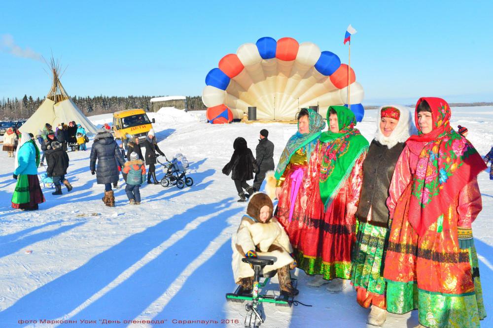 фото Маркосян Усик Саранпауль, День Оленевода 2016 11