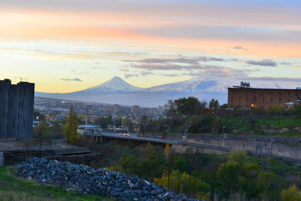 Фото Маркосян Усик, Арарат с Ереван